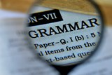 Grammar, Language, and Lexis