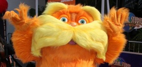 "Resources from the movie ""The Lorax"""